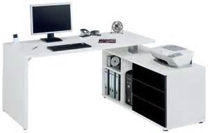 Corner Computer Desk by Jahnke Cpl560 White Corner Computer Desk