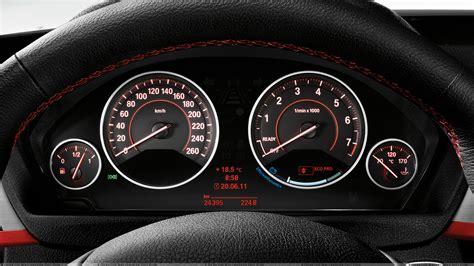 Bmw Speed Up Bewerbung closeup of speed o meter bmw 3 series sedan f30 wallpaper