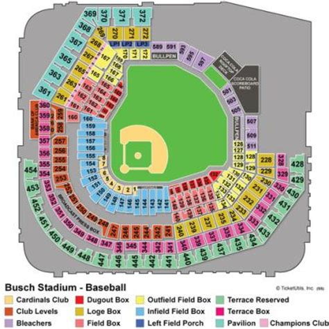 seating chart busch stadium paul mccartney paul mccartney tickets tour dates seats autos post