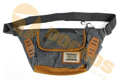 Tas Slempang Travel Pouch Forester Retry jual waist bag forester 30191 travel pouch tas terjual