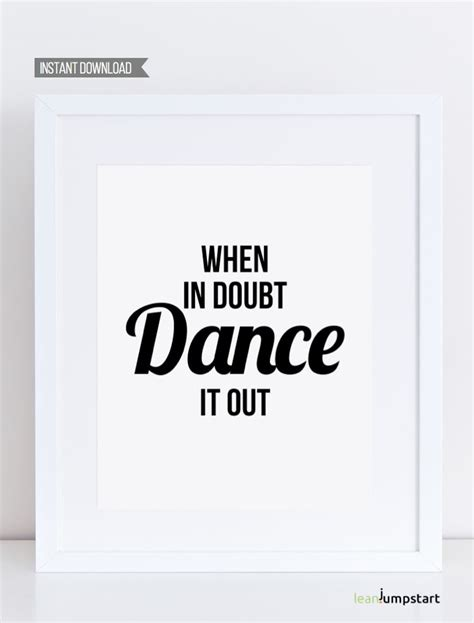 printable dance quotes 17 best images about fitness motivational quotes on