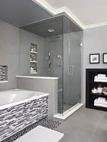 best ideas about bathroom pinterest grey decor tile for small within