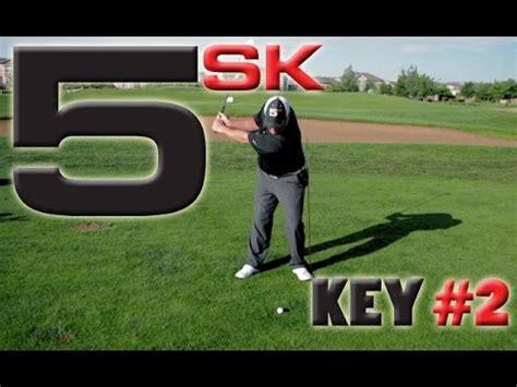 5 Simple Keys To Golf Consistency Keep Weight Forward