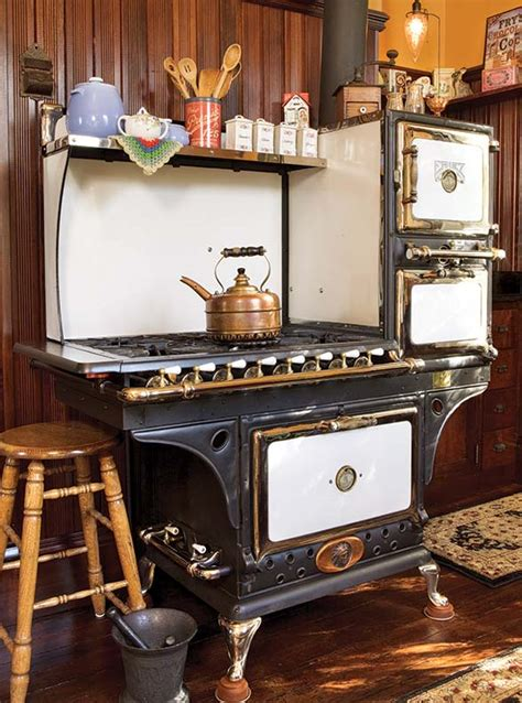 antique kitchen appliances 3 appliance options for old house kitchens old house