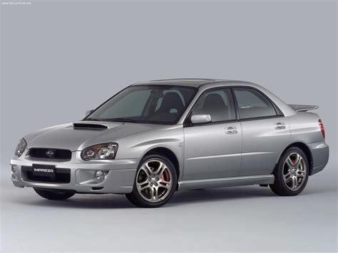 subaru sedan 2004 subaru impreza sedan wrx 2004 picture 05 1600x1200