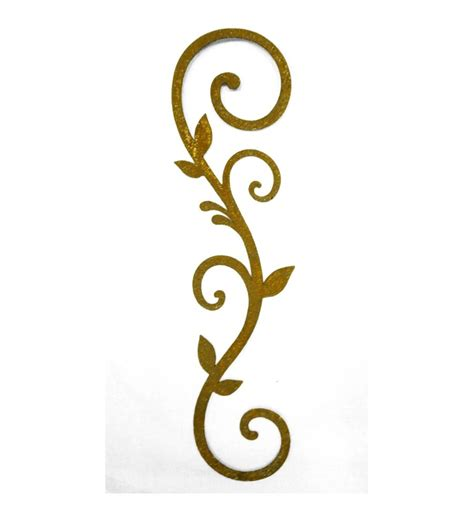 An Ornamented by Edelrost Ornament Zum Aufh 228 Ngen 32 Cm Lang