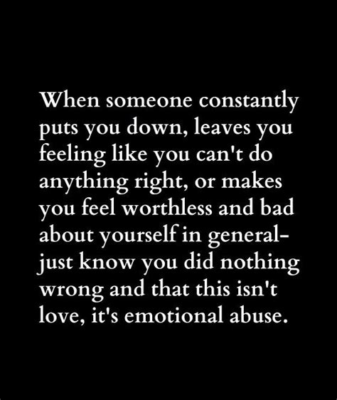 Do Things Hurt Worse When You Re Detoxing by 17 Best Emotional Abuse Quotes On Emotional