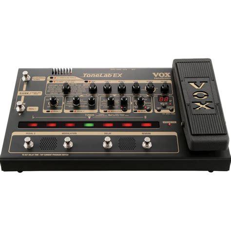 Harga Efek Gitar Vox Tonelab St vox tonelab ex multi effects floor pedal tonelabex b h photo