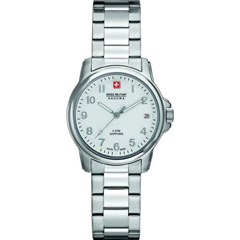 Swiss Army 1503 White Silver 6 7231 04 001 swiss swiss soldier prime white silver