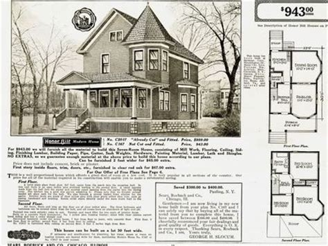 Craftsman Style Homes Farmhouse Style House Floor Plans Early 1900 House Plans