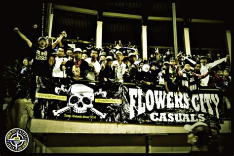 Flowers City Casuals flare hooligan flower city casual