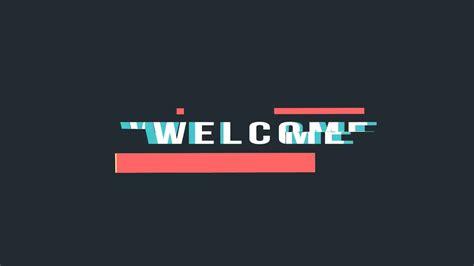 logo glitch tutorial flat glitch logo after effects templates motion array