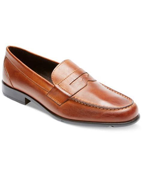 loafers macy s rockport s classic loafers shoes macy s