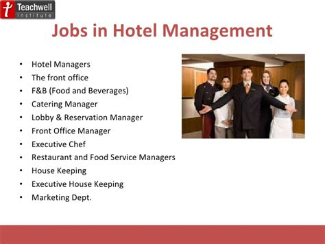 Career Opportunities Mba Hospitality Management by The Best 100 U0025 Real Careers In Chemistry