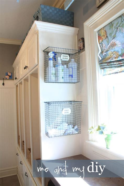 Laundry Room Makeover Laundry Diy