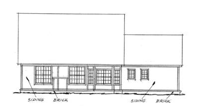 131 Days House Of Volume 2 traditional house plan 3 bedrooms 2 bath 1896 sq ft