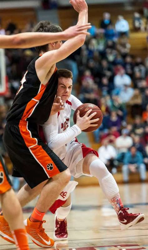 hot shooting fairfield prep routs ridgefield in class ll