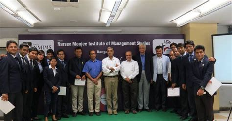 Executive Mba Nmims Bangalore by Narsee Monjee Institute Of Management Studies Nmims