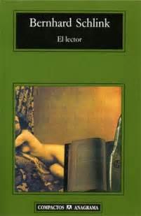libro el lector compactos anagrama bernhard schlink bibliolibros