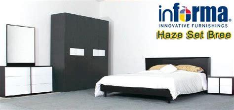Informa Bedroom Set by Bed Set Informa Co Id Informa Bedrooms