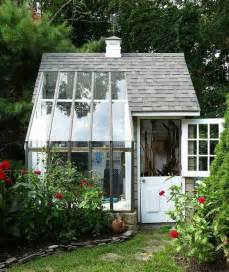 Green House Shed by Greenhouse Shed Combo Gardening