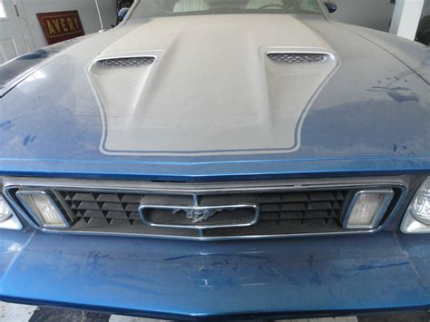 Ac 2620 Silver Blue 1973 ford mustang convertible blue and silver ac white