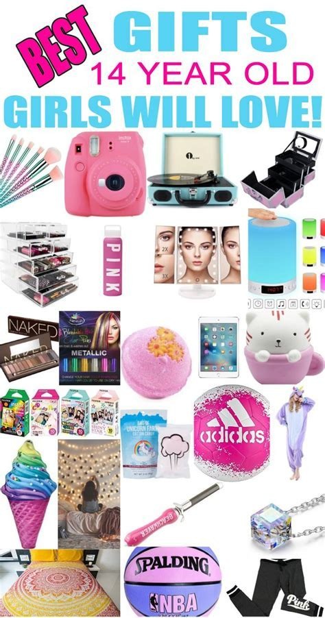 Best Gifts 14 Year Old Girls Will Love   Gift Guides