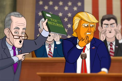 jeff sessions cartoon president our cartoon president showtime review