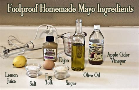 home made mayonnaise olive