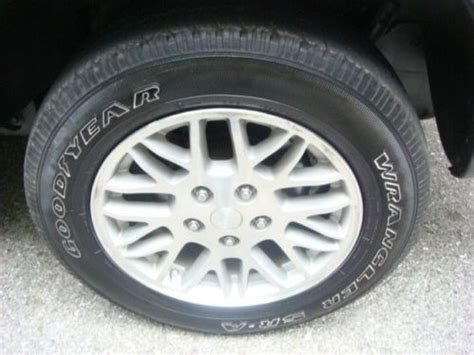 Best Suv Tires For Florida Purchase Used Limited Suv 4 7l Cd 4x4 Tires Front All