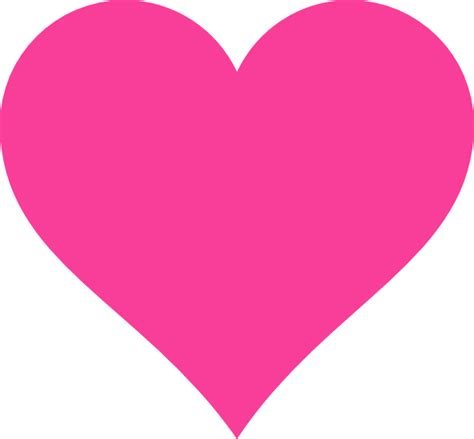 pink hearts the gallery for gt pink clipart png