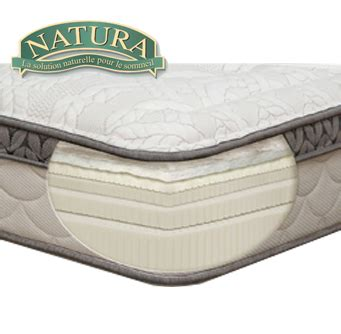 Bed The Luxe Reveire Mattress Orthopedic 160x200 Matras Only natura mattress natura sleep firm mattress sustainable mattresses natura