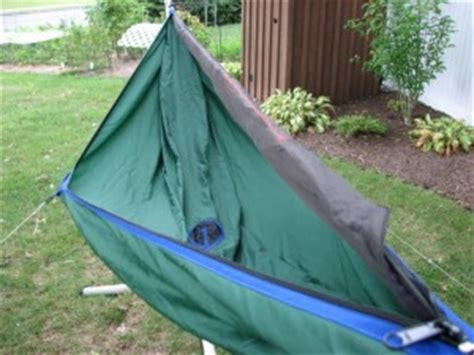 Hennessy Hammock Modifications by Customizing My Hennessy Hammock Scoutmastercg