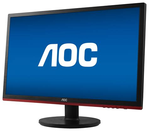 Monitor Led Merk Aoc aoc 21 5 quot led hd monitor black g2260vwq6 best buy