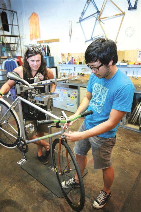 Sacramento Bike Kitchen by Reader S Choice Style Midtown Monthly