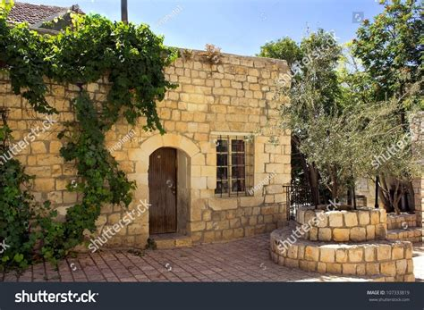 israeli house music old stone house jewish religious quarter stock photo 107333819 shutterstock
