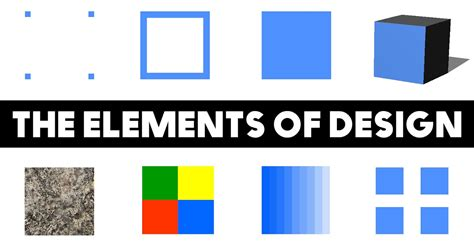 design elements vcd identifying design elements used when preparing graphics