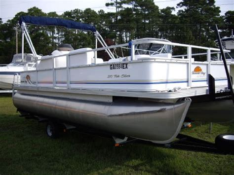 used pontoon boats ta bay marine service center archives boats yachts for sale