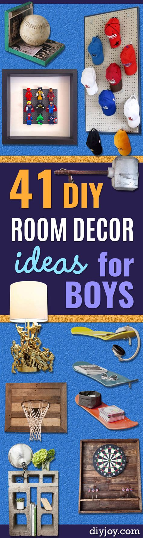 Diy Boys Room by 41 Creative Diy Room Decor Ideas For Boys Diy