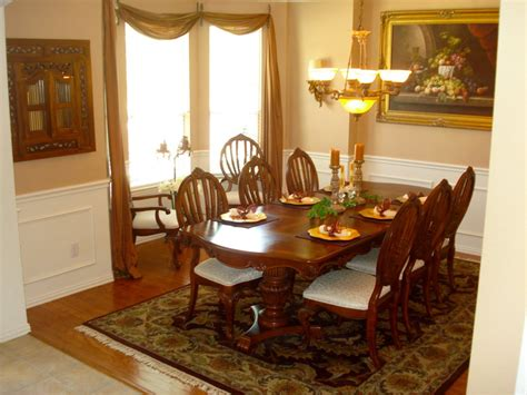 decor for dining room formal dining room mls home decorating staging