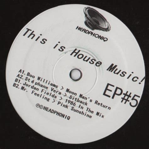 boo house music various this is house music ep 5 12 jiggyjamz vinyl records and cds