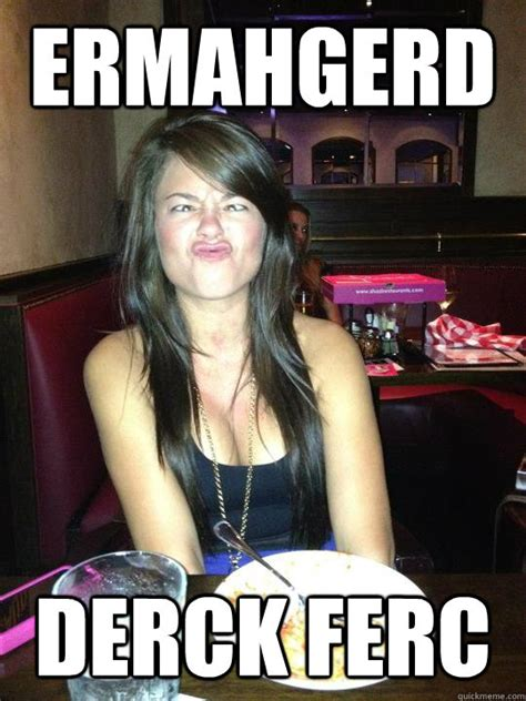 Duck Face Meme - ermahgerd duck face memes quickmeme