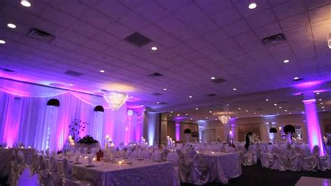 Wedding Lighting Rental by Michigan Up Lighting Rental