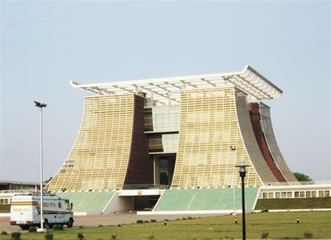 Flagstaff House by Top 10 Most Beautiful Presidential Palaces In Africa 2015
