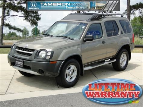 2002 gold metallic nissan xterra se v6 49937782 gtcarlot car color galleries