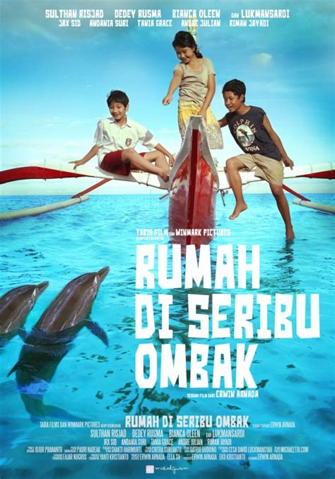 download film seribu ombak rumah di seribu ombak movie poster 1 of 4 imp awards