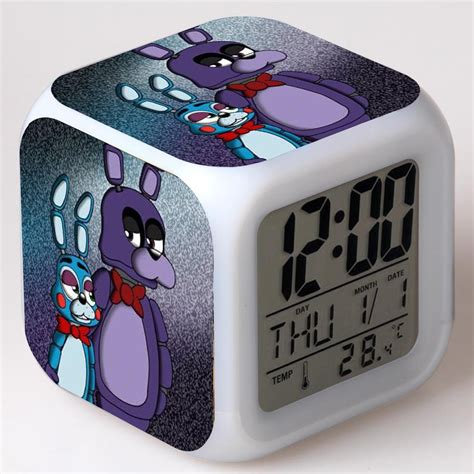 five nights at freddy s alarm clock toys clocks touch ebay
