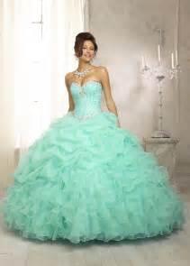 mint color quinceanera dresses vizcaya 88083 mint strapless quinceanera prom dresses