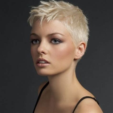 i was feminized by a short hair blonde 25 best ideas about super short pixie on pinterest