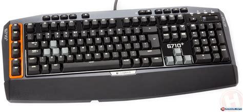 Keyboard Logitech G710 11 Mechanical Gaming Keyboards Comparison Test Logitech